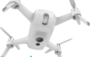 Yuneec's Breeze Flying Camera