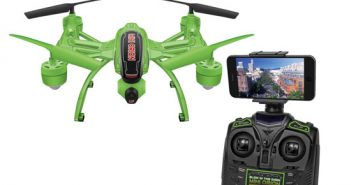 Elite Mini Orion Glow-in-the-Dark 2.4GHz 4.5CH Live-View Camera RC Drone