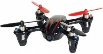Hubsan X4 H107C Quadcopter Drone With Camera & 4 Channel Transmitter Announced