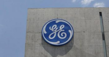 General Electric Co. is pictured at the Global Operations Center in San Pedro Garza Garcia - REUTERS/Daniel Becerril